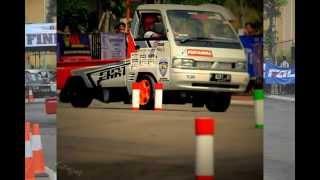 Sukabumi Slalom Team Perjalan Ega Hermawan