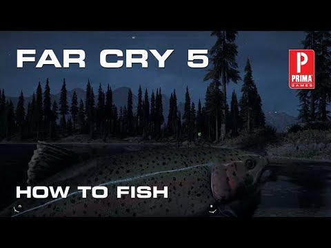 Far Cry 5 - How to Fish