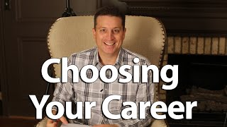 Woody Wednesday - Choosing a Career
