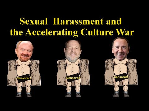 Hollywood Sexual Harassment and the Accelerating Culture War