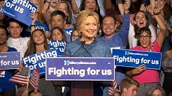 Hillary Clinton: 'Another Super Tuesday for Our Campaign' (FULL SPEECH)