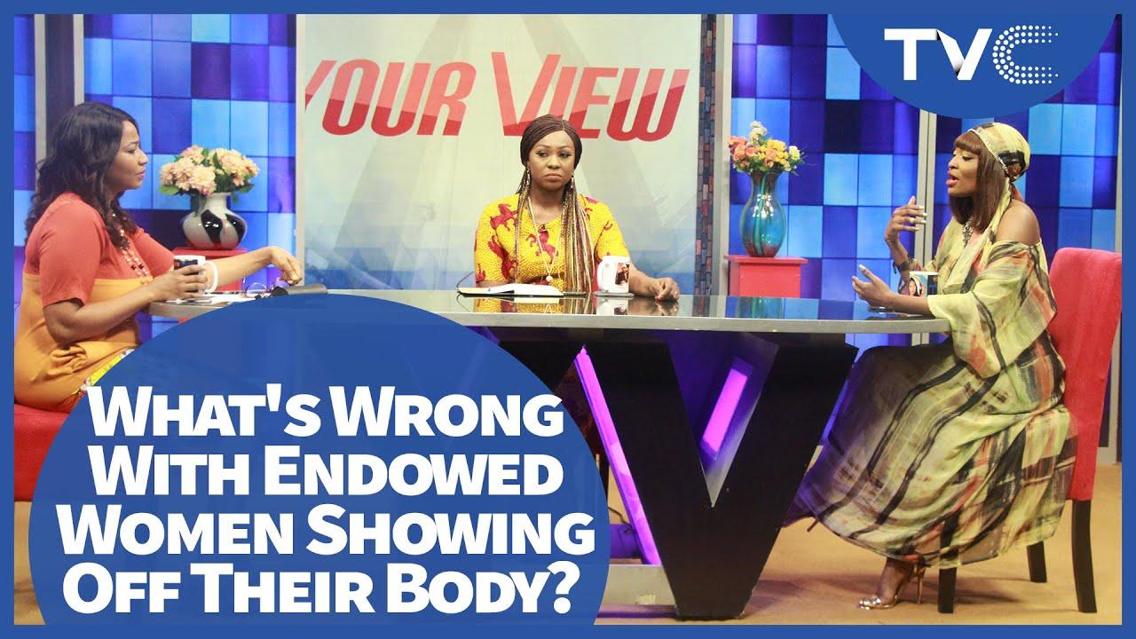 Endowed women over Tank Tops