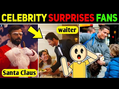 5 Famous Indian Celebrities who Surprise their Fans in Hindi | What The Fact | indian Celebrity 2021