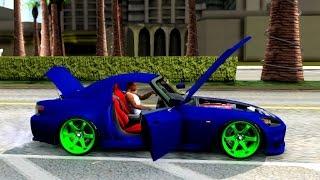 GTA San Andreas - Honda S2000