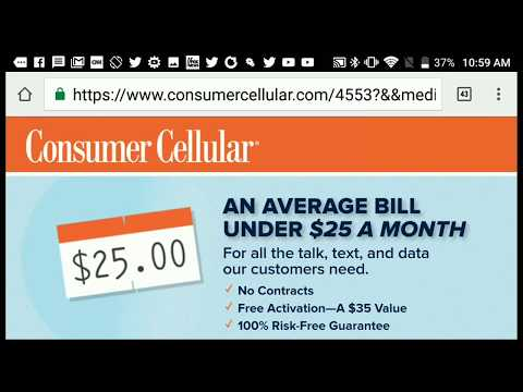 Verizon Prepaid Vs Consumer Cellular Vs TracFone Wireless Review Customer Service How To Activate