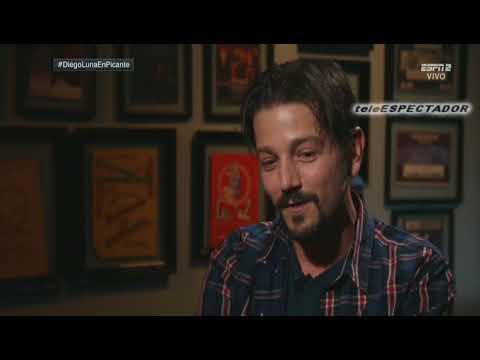 Jose Ramon Fernandez entrevista al actor Diego Luna  Futbol Picante