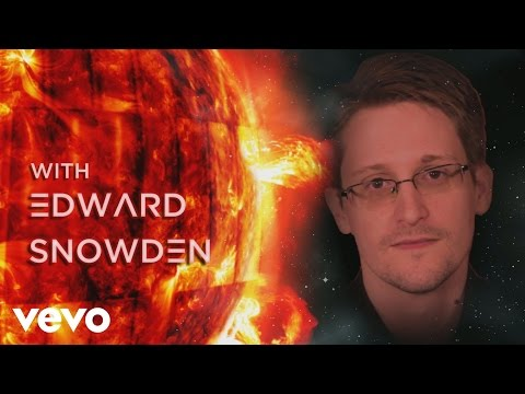 Jean-Michel Jarre, Edward Snowden - Jean-Michel Jarre with Edward Snowden Track Story