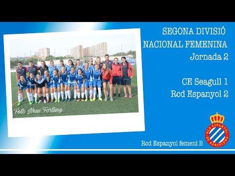 CE Seagull RCD Espanyol fem B