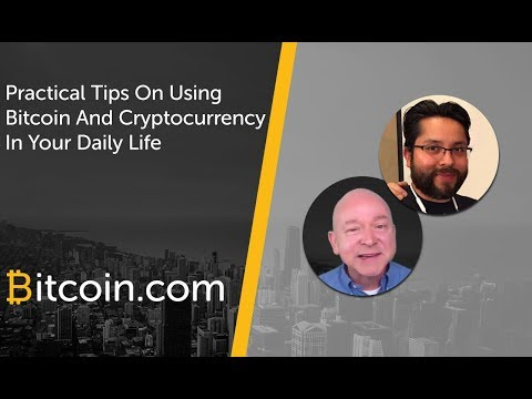 Practical Use of Cryptocurrencies For Everyday Life with Luis Fernando Mises