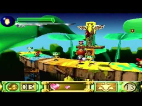 Klonoa: Door to Phantomile - Bosses [Gelg Bolm]