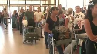 الخطوط الجوية البريطانية تممد تعليق رحلاتها لشرم الشيخ