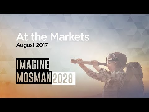 Imagine Mosman at the Markets
