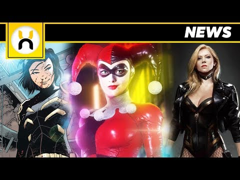 Birds of Prey Roster REVEALED Black Canary, Huntress, & More