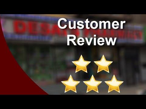 Desai's Pharmacy Inc Bronx Impressive 5 Star Review by Relli A.