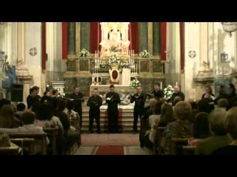 "Coro Da Camera ""Vox Harmòniae"" - Ave Maria - Franz Biebl"