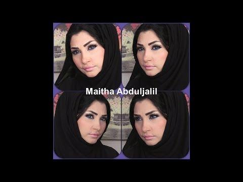 8192ddd5e8c4c ماكياج العربي لعيد الفطر   Arabic makeup for Eid el Fitr 2015 -  Dannyafashion.over-blog.com