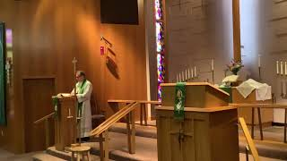 2nd Sunday after Epiphany, Good Shepherd Lutheran Church, LC-MS, Two Rivers, WI, Rev. William Kilps