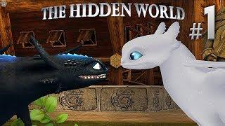 THE HIDDEN WORLD AWAITS! School of Dragons: The Hidden World - Part #1 screenshot 3