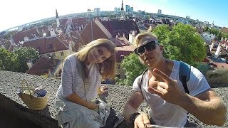 видео Старый город Таллина