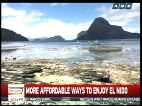 Dateline Philippines: El Nido tourism gets boost with local beach bar