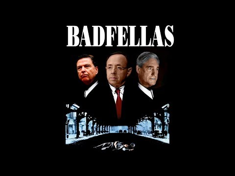 Charles Ortel is CLOSING IN – Rosenstein, Comey, Mueller BADFELLAS