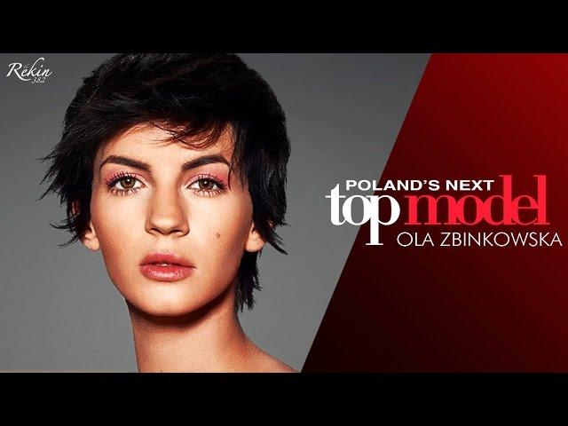 Polands Next Top Model - Cycle 6 - Ola Zbinkowska Tribute