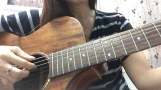 Making love with my guitar - Don't cry Joni
