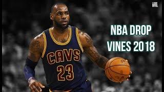 NBA Beat Drop Vines 2018 #1 || HD