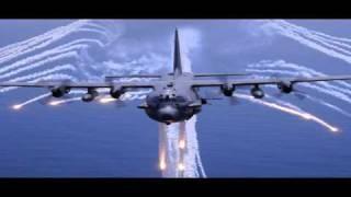 AC-130 + Combat Audio Samples