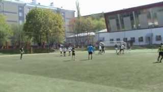ЛФЛ ЮЗАО 1Д. УДАР-Ратмир 5-0. (сезон 2012/13) КЛИП