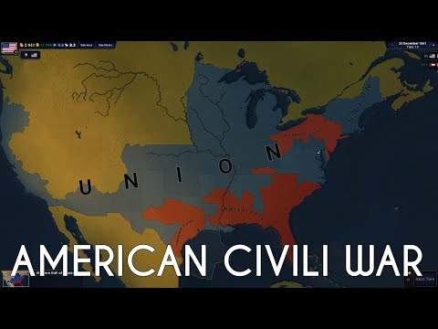 American Civil War Part 1, Age Of Civilization 2