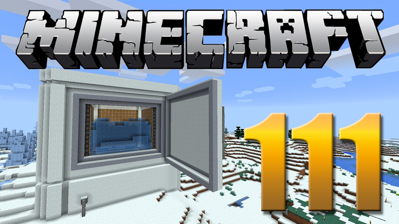 A Geladeira Minecraft Em Busca Da Casa Autom Tica 111