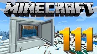 A Geladeira - Minecraft Em busca da casa automática #111.
