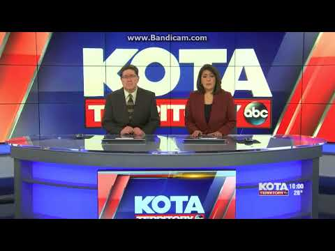 KOTA: KOTA Territory News At 10pm Open--12/19/17