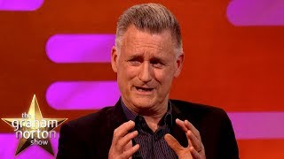 Bill Pullman Lost His Sense Of Smell After Falling 15ft On Stage | The Graham Norton Show