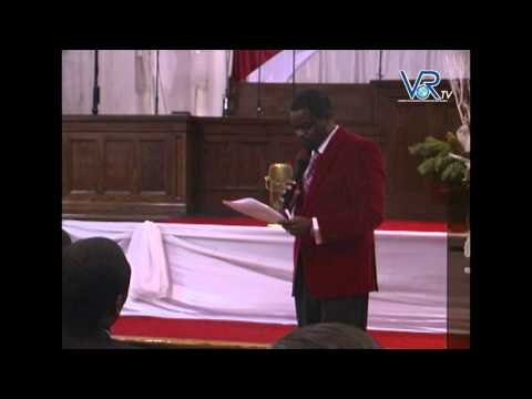 Prophecy for the Nation of Cameroon - Prophet Tom Tirivangani