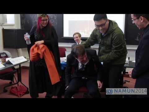 NAMUN 2014 --- Enhanced Interrogation Techniques