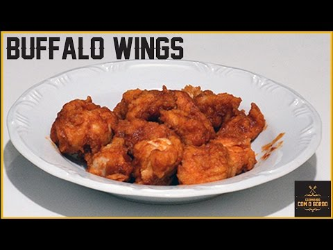 Buffalo wings do Applebee's – Cozinhando com o Gordo #10