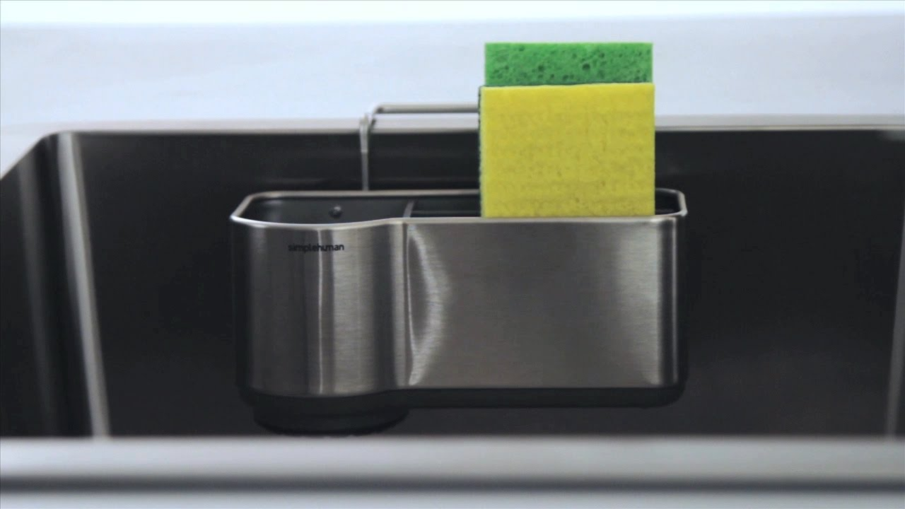 Delicieux Simplehuman® Sink Caddy   YouTube
