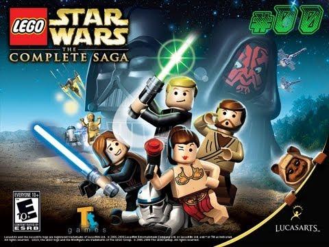 Préférence Lego Star wars The Complete Saga Intro Theme - YouTube QG23