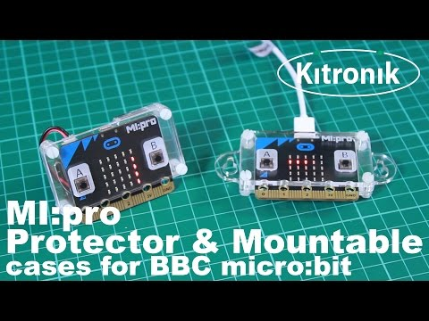 MI:pro Cases for the BBC micro:bit