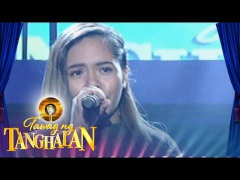 Tawag Ng Tanghalan: Christine Cambangay | Starting Over Again