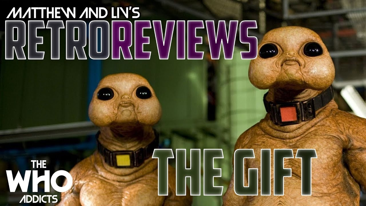 Sarah Jane Adventures Retro Reviews: The Gift (2009) - YouTube