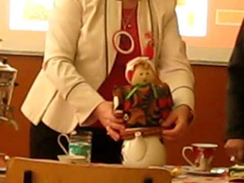 Чай по-русски.  Русские традиции чаепития