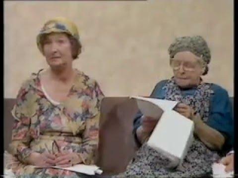 Wogan's Radio Fun 04 - Irene Handl and Pat Coombs 1987