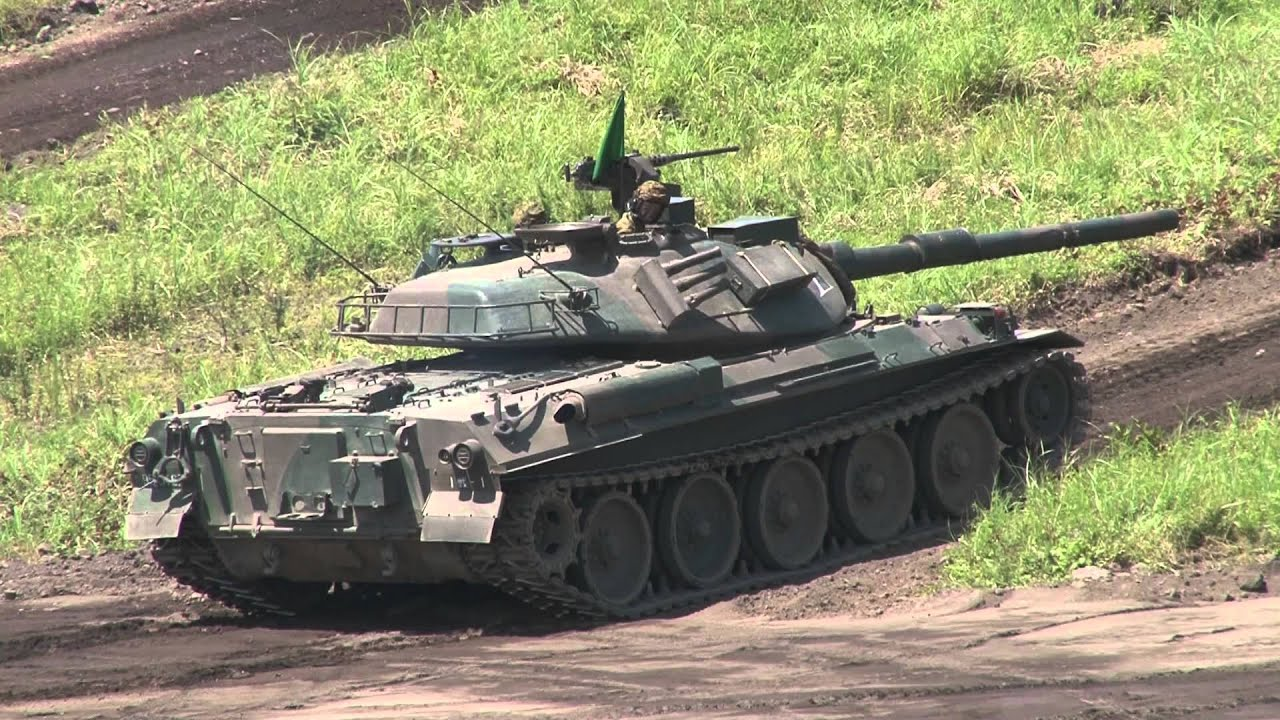 Kd Wallpaper Hd 90式戦車と74式戦車 Jgsdf Type 90 Mbt And Type 74 Mbt Car Watch