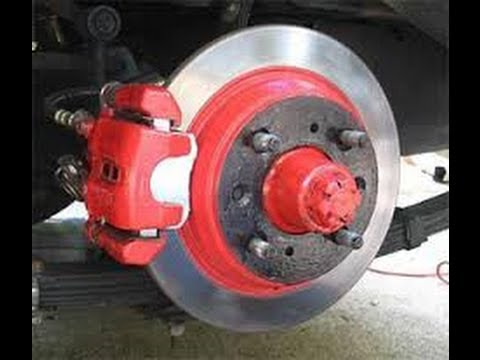How To Paint Your Brake Calipers Youtube