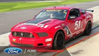 Roush Performance Mustang: Back-to-Back Wins | Boss 302 | Ford Performance