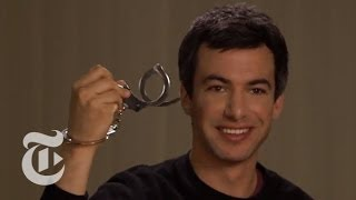 Nathan Fielder Interview: Explaining His Robot Arm-Sex Offender Stunt | The New York Times