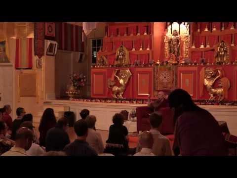 Venerable Bhikkhu Bodhi talk